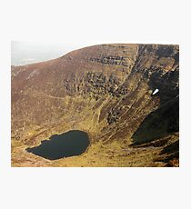 Comeragh mountains view Photographic Print