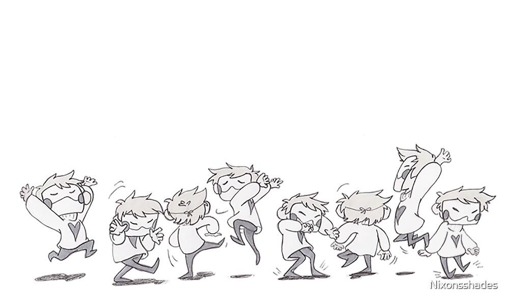 Dancey Dance by Nixonsshades