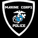 Marine Corps Police logo by Workingdogs