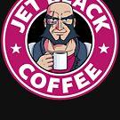 Jet Black Coffee von Adho1982