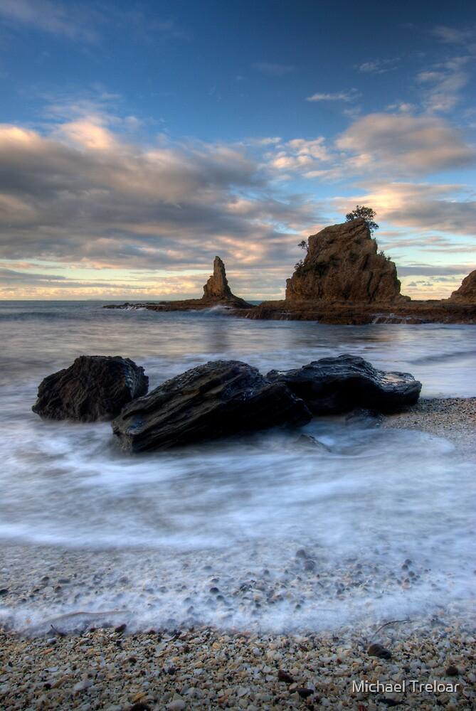 Beach by Michael Treloar