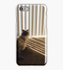 In sunshine or shadow iPhone Case/Skin