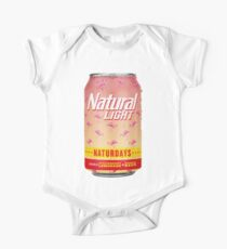 Naturday Baby Body Kurzarm