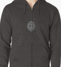 Coin Zipped Hoodie