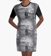 At Rockanore Graphic T-Shirt Dress