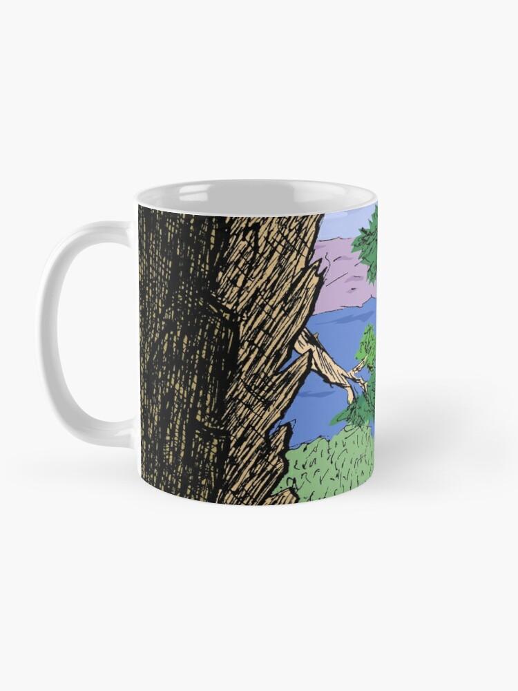 Alternate view of View from Maggies Peaks Mug