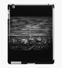 Fishing Fleet iPad Case/Skin