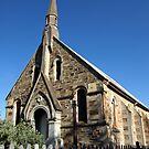 St Pauls Presbyterian Church, Hill End by Sarah Donoghue