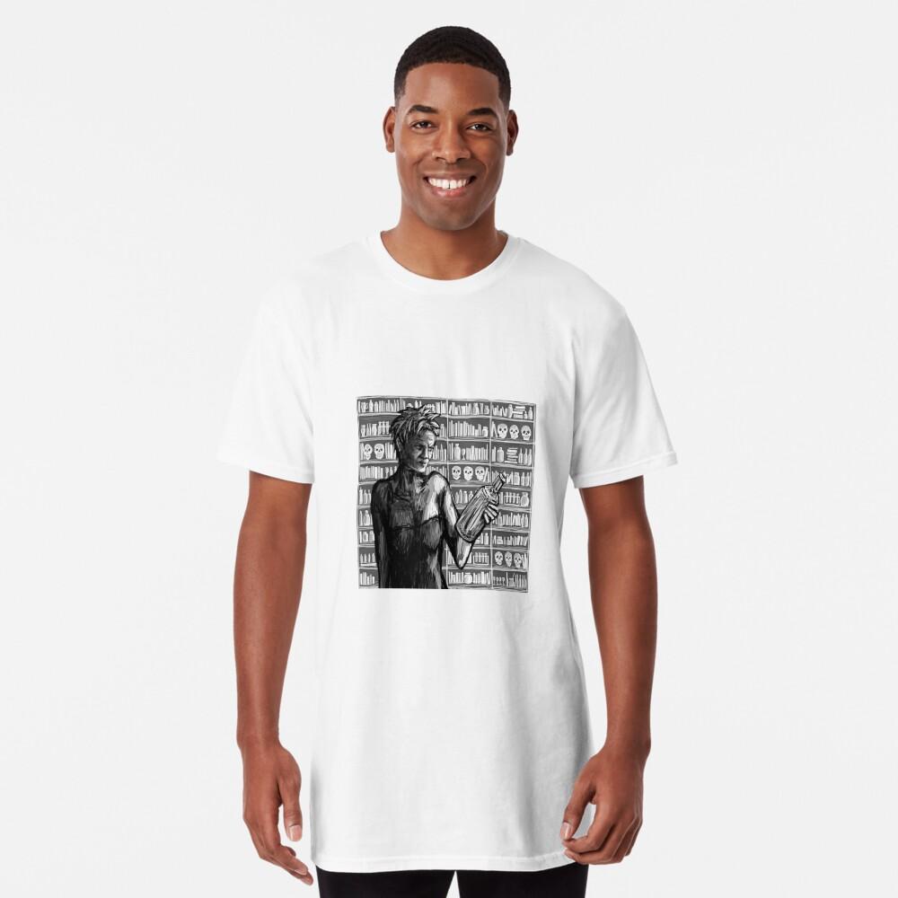 Bottle Long T-Shirt