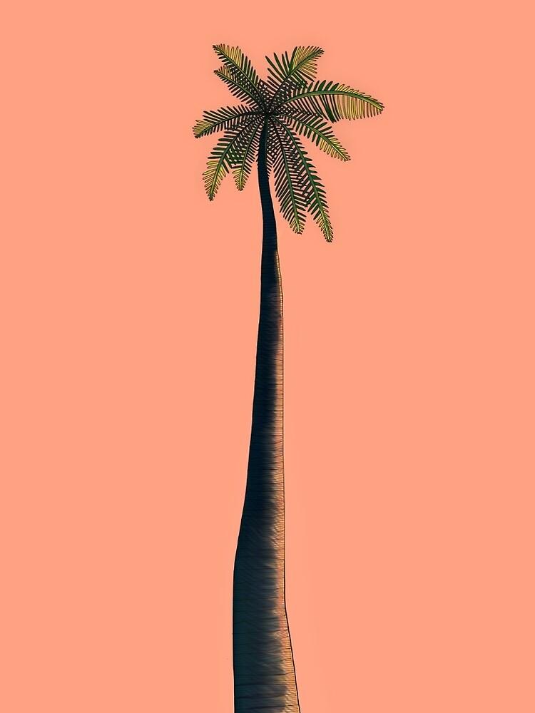 Pink Palm by Jane Hawthorne