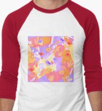 Happy Flowers Baseballshirt mit 3/4-Arm