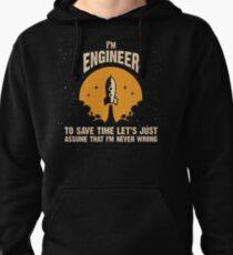 I'm ENGINEER Pullover Hoodie
