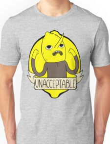 UNACCEPTABLE Unisex T-Shirt