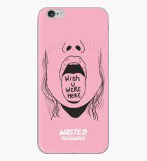 Ich wünschte, du wärst hier iPhone-Hülle & Cover