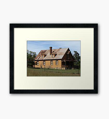Grandeur- Hill End Framed Print
