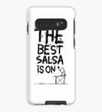 La mejor salsa es on... Funda/vinilo para Samsung Galaxy