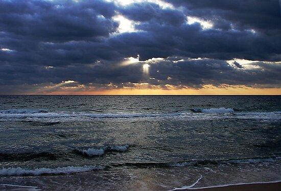 Seaside Sunrise by Jamie Love Lee