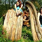 Me on Tree by BeckiBee