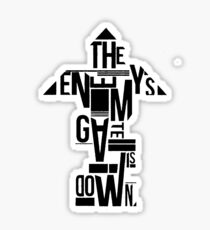 Ender's game  Sticker