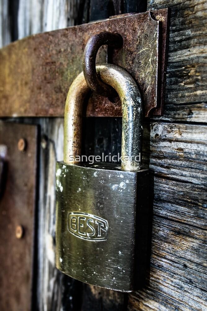 Lock by sangelrickard