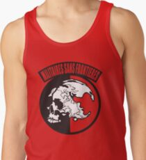 20bb79b310f3c Metal Gear Solid - MSF (Militaires Sans Frontières) Men s Tank Top