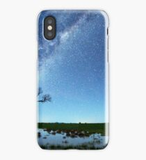 Living in the spotlight iPhone Case/Skin