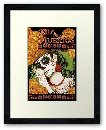 Dia de los Muertos 2009 by Carrie Alyson