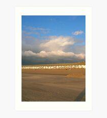 Zandvoort 2008 b Art Print