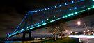 Verrazano-Narrows Bridge by Svetlana Sewell