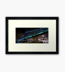 Verrazano-Narrows Bridge Framed Print