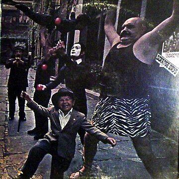 Strange Days, vintage rock lp, acid, psych by Vintaged
