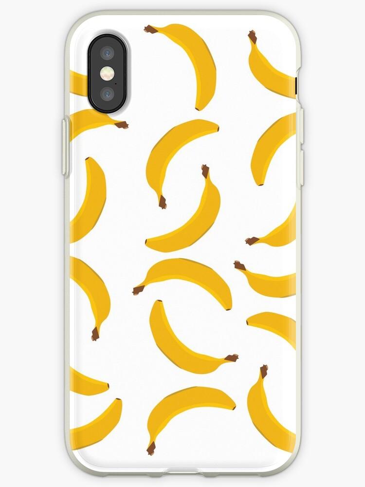 Banana Pattern by tmdesign