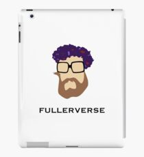 Bryan Fuller Beard & Flower Crown iPad Case/Skin
