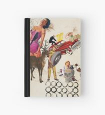 UPS A DAISY Hardcover Journal