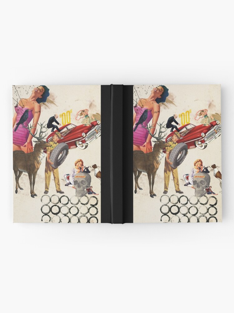 Alternate view of UPS A DAISY Hardcover Journal