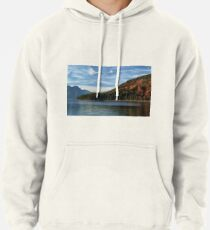 Late Autumn Colours on Lake Walchen Pullover Hoodie
