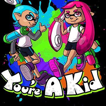 You're a Kid Now by BigOrangeStar