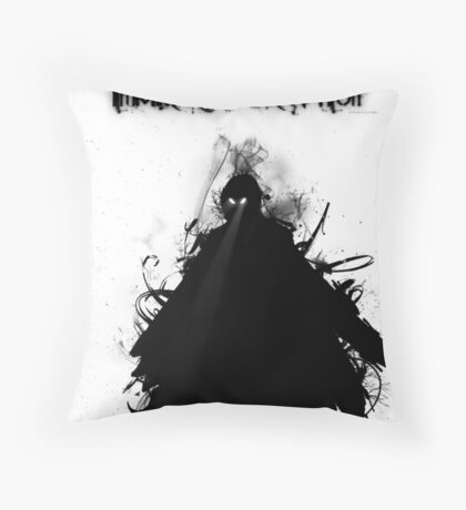 Immaculate Reaver Throw Pillow