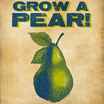 Grow A Pear by WillRuocco
