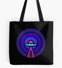 Aliens - Night Ver Tote Bag