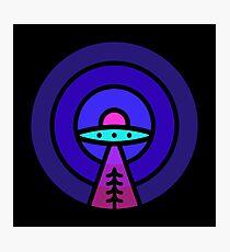 Aliens - Night Ver Photographic Print