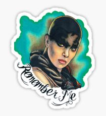 Remember Me Sticker
