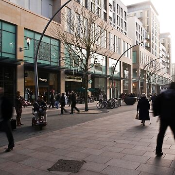The Hayes, Cardiff by crware
