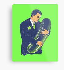 Hold The Pickle - American Oddities #3 Metal Print