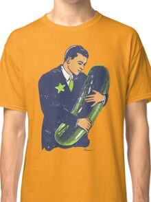 Hold The Pickle - American Oddities #3 Classic T-Shirt