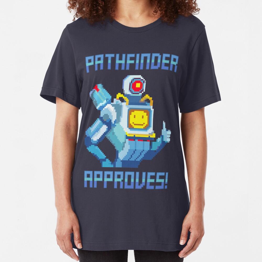 Apex Legends | Pathfinder Approves! Slim Fit T-Shirt