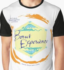 Sparkling Water BXP Logo - Coconut Graphic T-Shirt