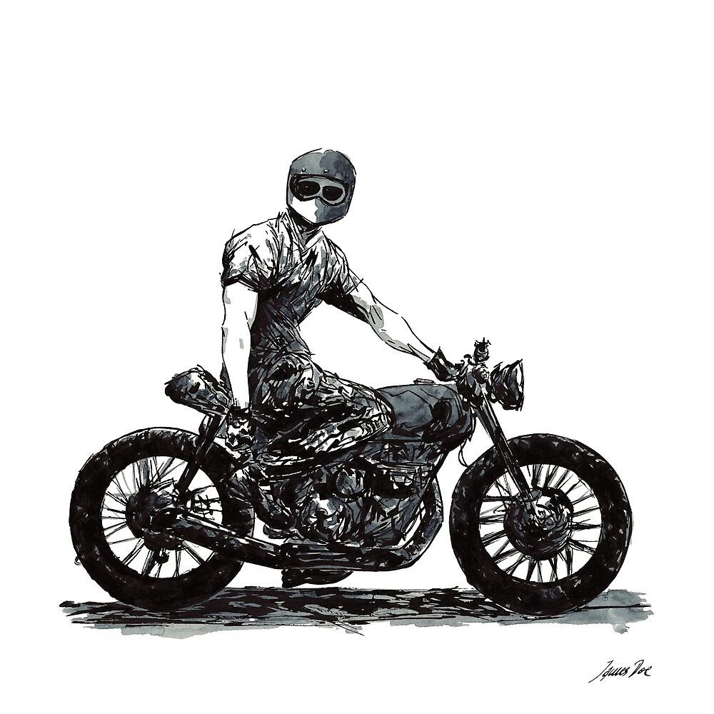 Rider 4 by thejamesdoe