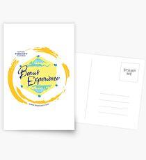 Sparkling Water BXP Logo - Lemon Postcards