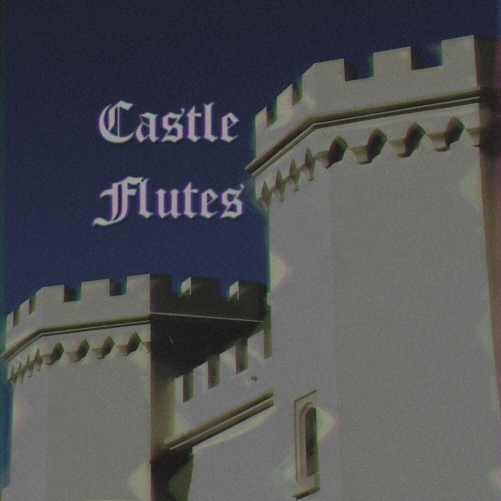 Castle Flutes by Hey-Hunna